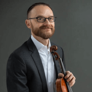 Blayne Barnes, Practicing Musician Violin Teacher