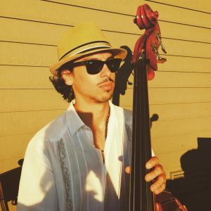 Alex Dyring, Practicing Musician Upright Bass Teacher