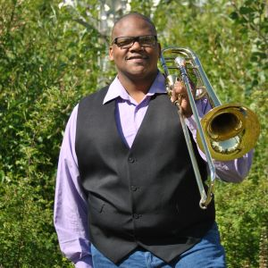 Jerome Smith, Practicing Musician Trombone Teacher
