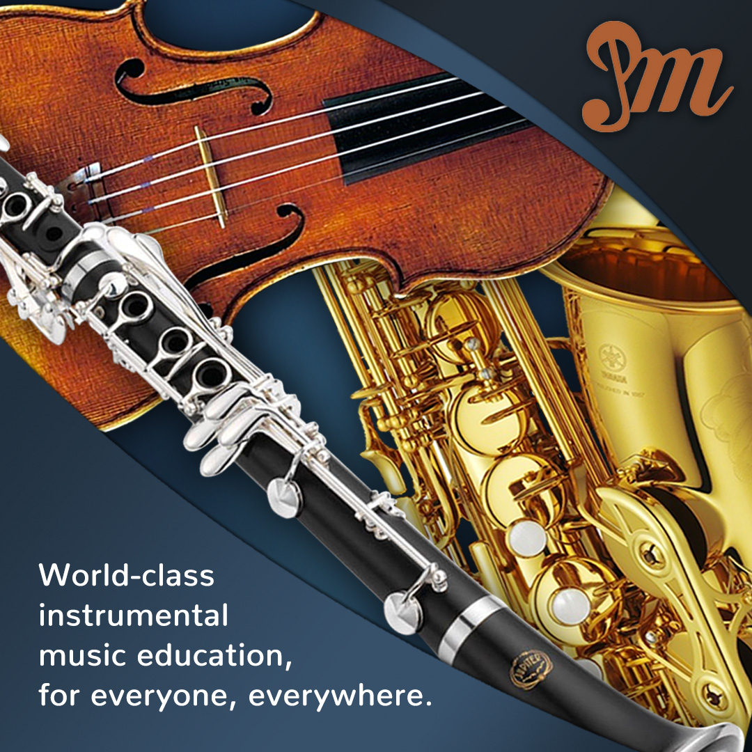 Practicing Musician, World Class Instrumental Music Education for Everyone Everywhere